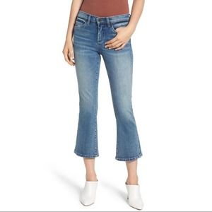 Blank NYC NWT The Varick Crop Flare Jeans